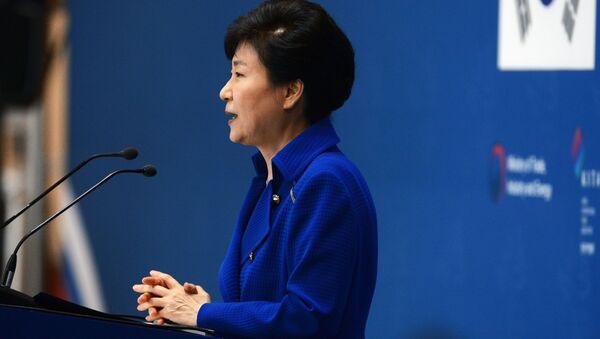 韓国の朴大統領 - Sputnik 日本