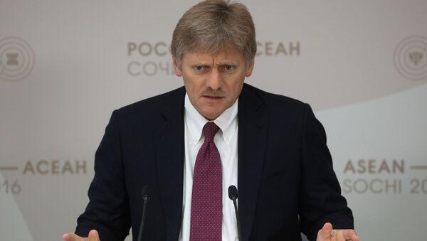 ペスコフ大統領府報道官 - Sputnik 日本