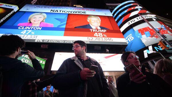 欧州安保協力機構、米選挙を評価:権利は尊重、数100万人が無権 - Sputnik 日本
