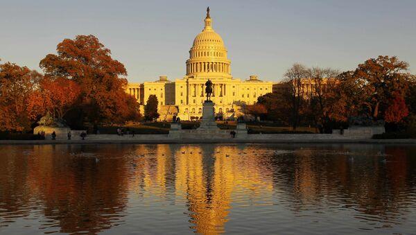 米上院、選挙介入に対する制裁に関する法案を可決 - Sputnik 日本