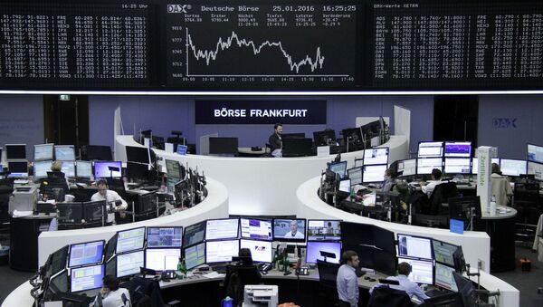 トランプ氏の勝利は世界市場のパニックを引き起こした - Sputnik 日本