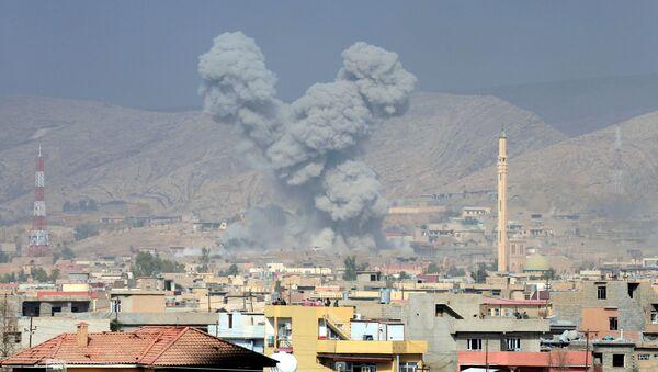 モスル空爆 少なくとも200人が死亡 - Sputnik 日本