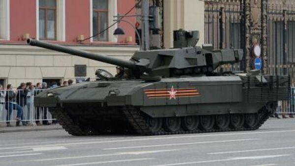 「アルマタ」戦車開発はロボット戦車への一歩である - Sputnik 日本