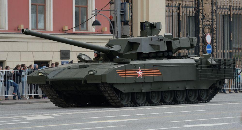 「アルマタ」戦車