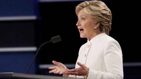 クリントン氏、選挙での敗北は誰のせいか名指す - Sputnik 日本
