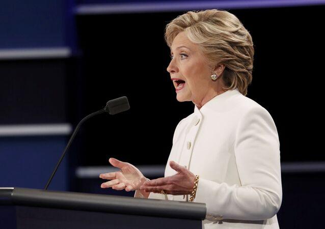 元NY副知事「クリントン元国務長官は米の恥」【動画】