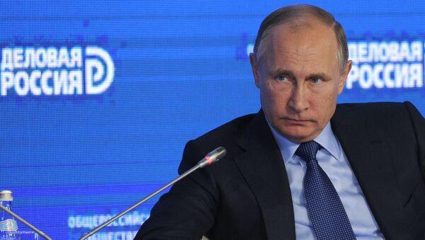 ロ大統領プーチン - Sputnik 日本