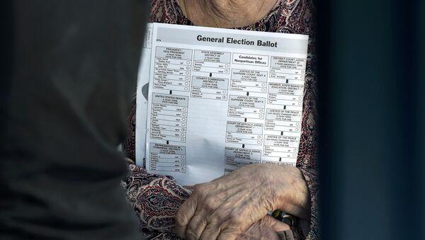 米上院議員、選挙人制度廃止を提案 - Sputnik 日本