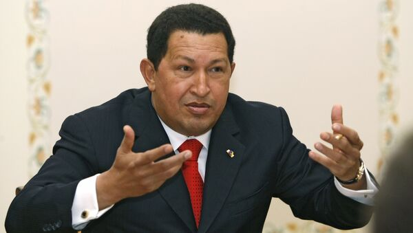 ウゴ・チャベス元ベネズエラ大統領 - Sputnik 日本