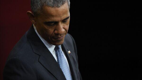 ニューヨークタイムズ紙、「トランプ氏までに」新たな対露制裁に間に合うようオバマ大統領に呼びかけ - Sputnik 日本
