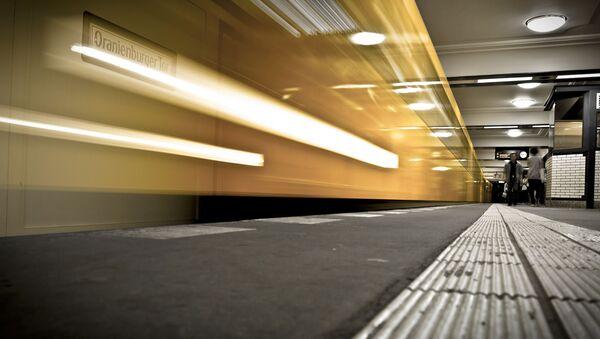 ベルリンの地下鉄 - Sputnik 日本