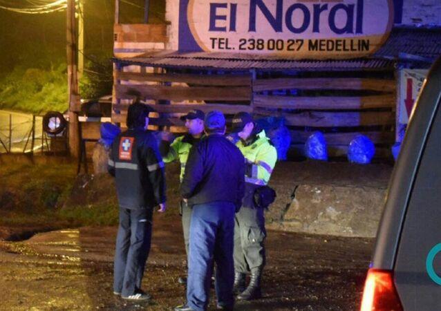 捜索活動停止。救助隊、コロンビアでの飛行機墜落事故の生存者はいないと判断