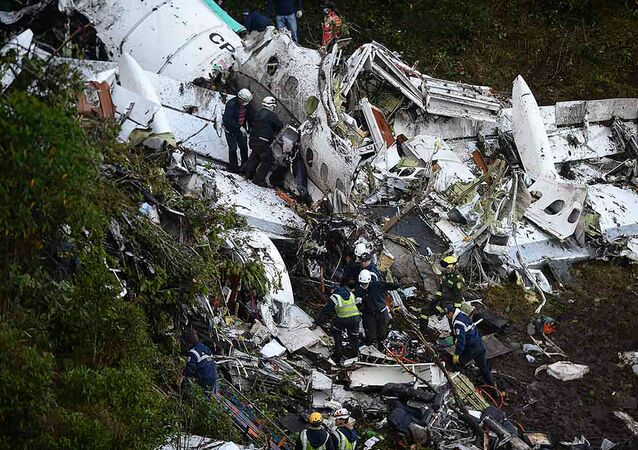 コロンビアでまた貨物機が墜落、死亡者は5人
