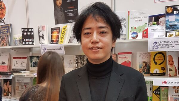 中村 文則氏 - Sputnik 日本