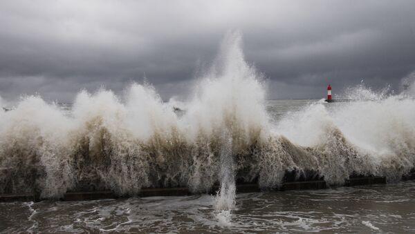 台風7号、中国南部沿岸を襲う - Sputnik 日本