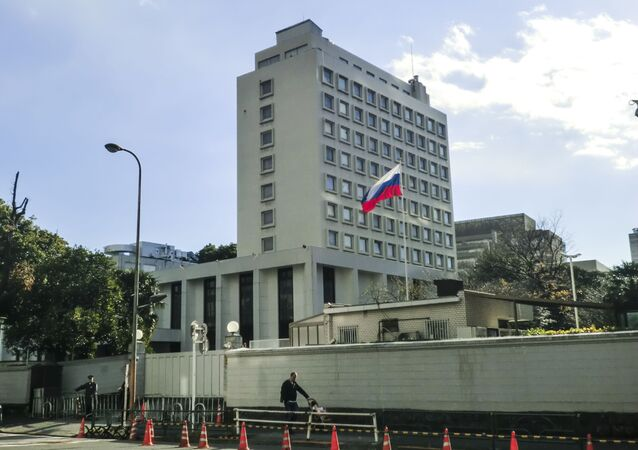 在日ロシア大使館