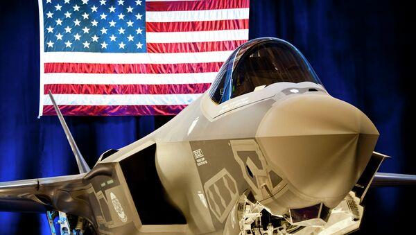 F-35 Lightning - Sputnik 日本
