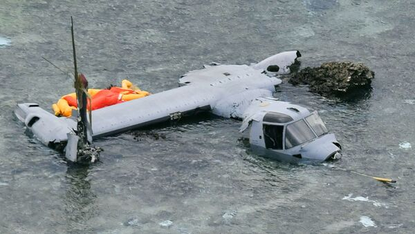 垂直離発着機MV-22オスプレイ - Sputnik 日本