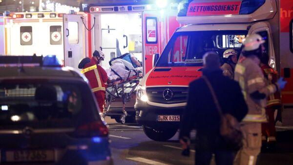独オーバーハウゼンで刺殺攻撃により数人が負傷 - Sputnik 日本