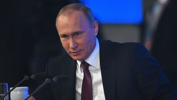 プーチン大統領、トランプ氏、売春婦、またそれ以下の人間について率直に語る - Sputnik 日本