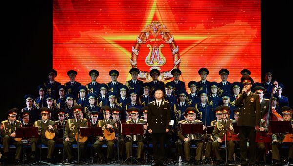 ロシア軍合唱団 - Sputnik 日本