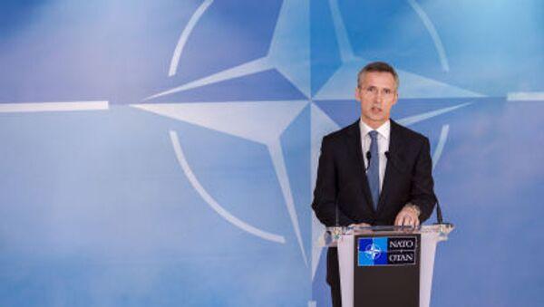 NATOのストルテンベルグ事務総長 - Sputnik 日本