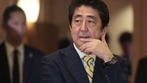 安倍首相のロシア訪問 4月に - Sputnik 日本