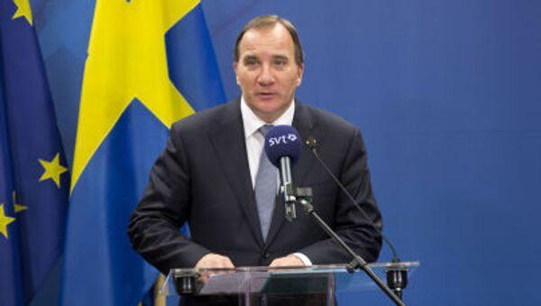 スウェーデン首相、辞任表明 - Sputnik 日本
