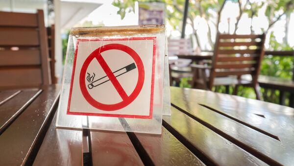 禁煙に最も効果的な方法を発表=米研究者 - Sputnik 日本