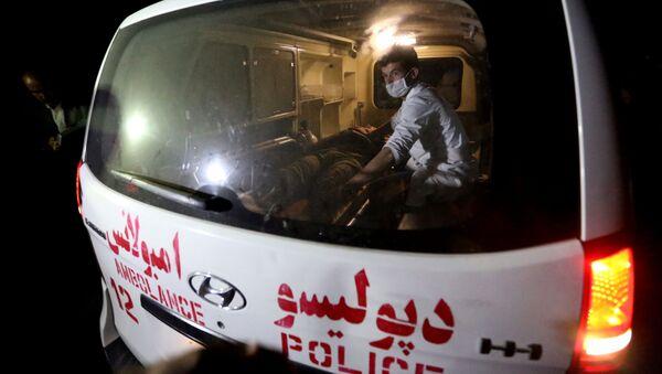 アフガニスタンの救急車(アーカイブ写真) - Sputnik 日本