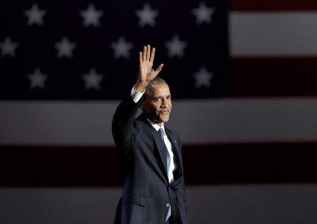 オバマ氏、「最も尊敬」ランキングで10年連続の首位 トランプ氏上回る