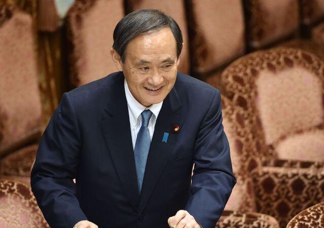 菅首相、今週に訪米 バイデン大統領と会談へ