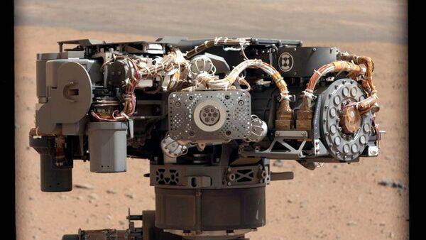 Марсоход НАСА Curiosity - Sputnik 日本