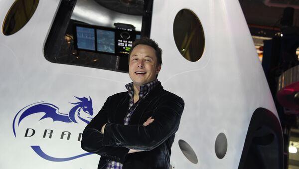 スペースX 米空軍の無人宇宙機の打ち上げ時期を明かにする - Sputnik 日本