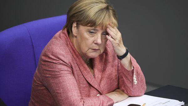 メルケル首相 EUの犯した一連の過ちを認める - Sputnik 日本