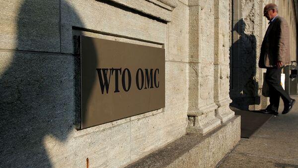 中国、米国の追加関税適用の方針を受け、WTOに提訴 - Sputnik 日本
