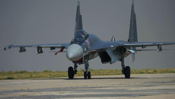 露Su-35戦闘機 - Sputnik 日本