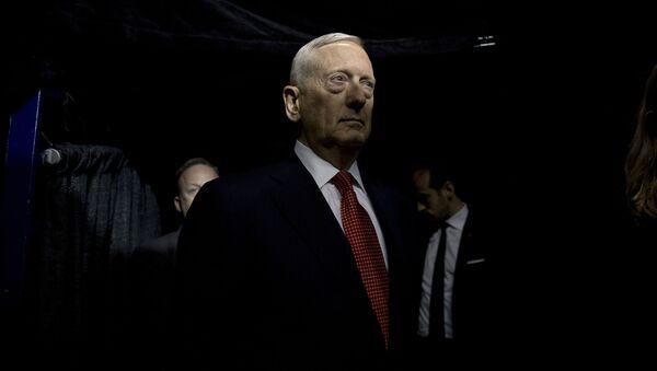 「人民の滅亡につながる行動やめるべき」とマティス国防長官が北朝鮮に警告 - Sputnik 日本