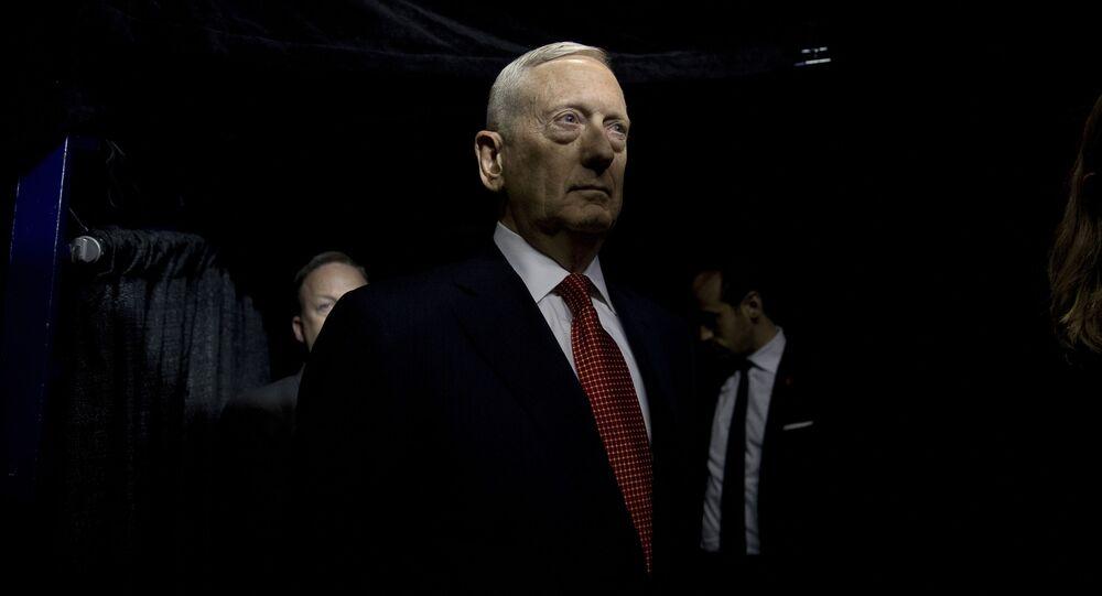 北朝鮮問題軍事解決は「悲劇」もたらす=マティス米長官