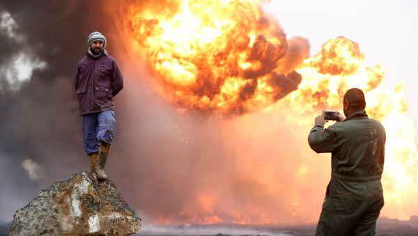 「ダーイシュ(IS)]がチェチェン共でのロシア国家親衛隊への襲撃に犯行声明 - Sputnik 日本