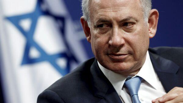 イスラエルのネタニヤフ首相 - Sputnik 日本