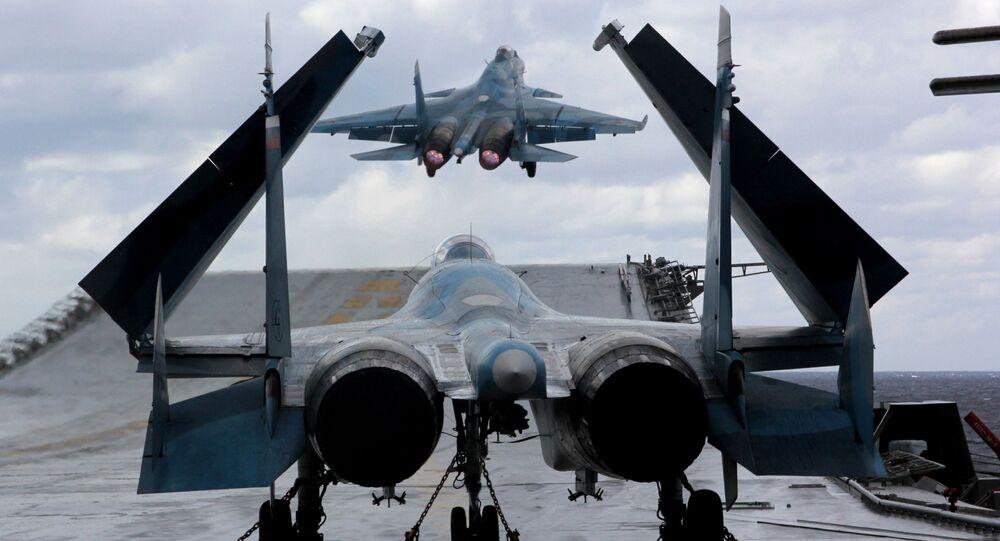 ロシア初の原子力空母開発関する報道