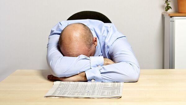 怠け癖は伝染するんです - Sputnik 日本