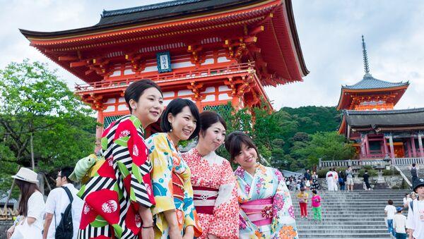 日本女性 - Sputnik 日本