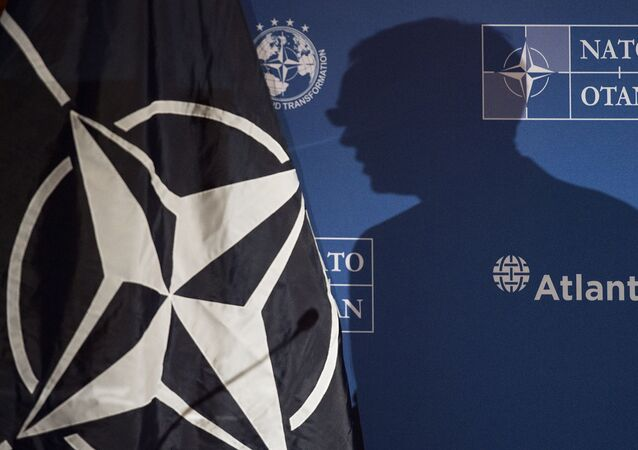 北大西洋条約機構のロゴ