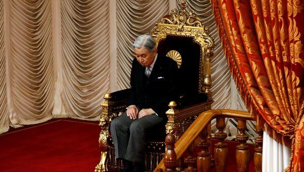 天皇陛下 - Sputnik 日本
