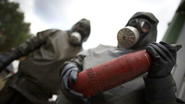 化学兵器 - Sputnik 日本