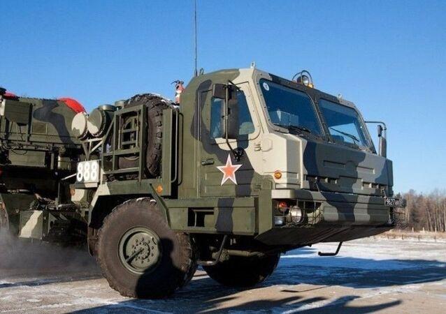 ロシア地対空ミサイルS-500「プロメテウス」