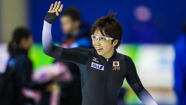 スピードスケートの小平奈緒選手(アーカイブ) - Sputnik 日本