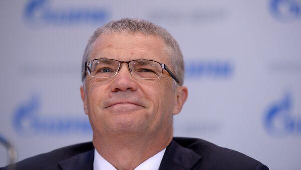 ガスプロム社の副会長のアレクサンドル・メドヴェデフ氏 - Sputnik 日本